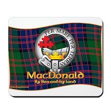 MacDonald Clan Mousepad