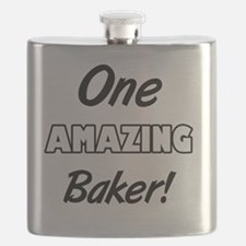 One Amazing Baker Flask
