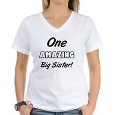 One Amazing Big Sister Shirt