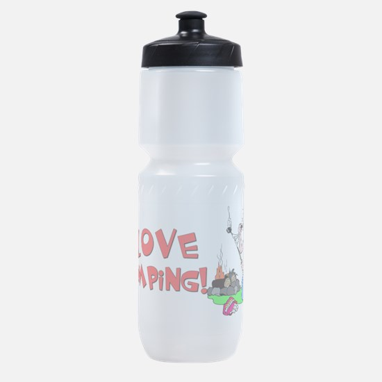 ilove.png Sports Bottle