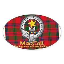 MacColl Clan Decal