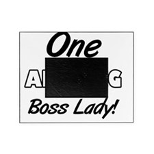 One Amazing Boss Lady Picture Frame