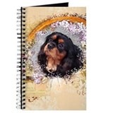 King charles cavalier Journals & Spiral Notebooks