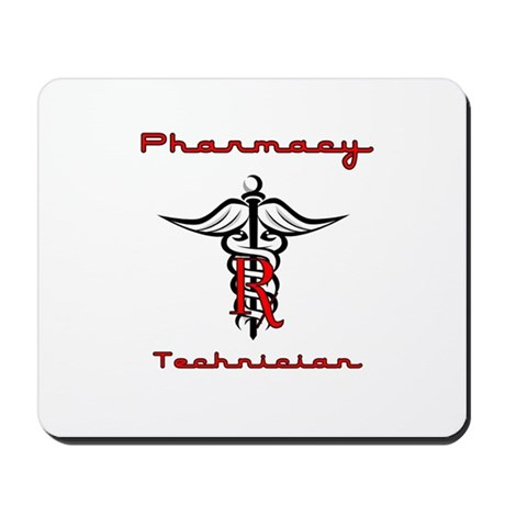 Pharmacy Technician Mousepad