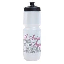 Too Sexy - Swimmer Sports Bottle