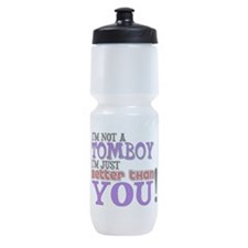 TOMBOY.png Sports Bottle