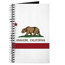california flag anaheim Journal