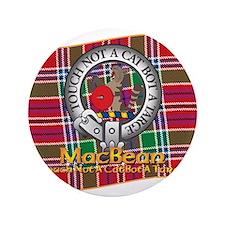 """MacBean Clan 3.5"""" Button"""