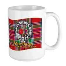 MacBean Clan Mugs