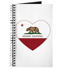 california flag anaheim heart Journal