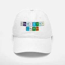 Chemistry Teacher Baseball Baseball Baseball Cap