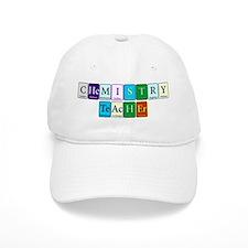 Chemistry Teacher Baseball Baseball Cap