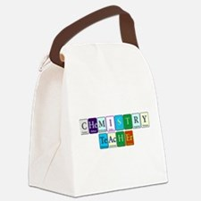 Chemistry Teacher Canvas Lunch Bag