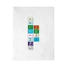 Chemistry Teacher Twin Duvet
