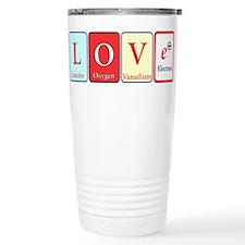 Chemistry Teacher Travel Mug
