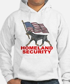DOBERMAN HOMELAND SECURITY Hoodie
