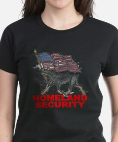 DOBERMAN HOMELAND SECURITY T-Shirt
