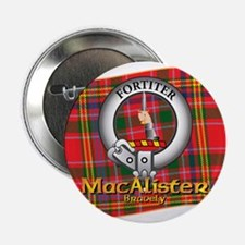 "MacAlister Clan 2.25"" Button"
