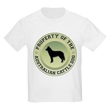 Cattle Dog Property Kids T-Shirt