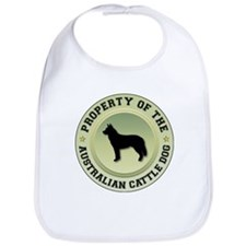 Cattle Dog Property Bib