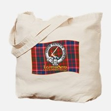 Lumsden Clan Tote Bag