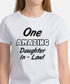 One Amazing Daughter-In-Law Tee