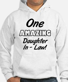 One Amazing Daughter-In-Law Hoodie
