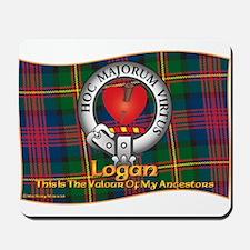 Logan Clan Mousepad