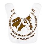 Ride A Malaysian Bib