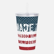 Made in Redwood Valley Acrylic Double-wall Tumbler