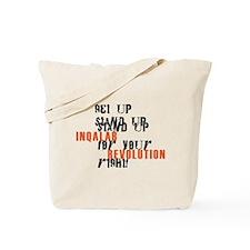 Inqalab - Revolution Tote Bag