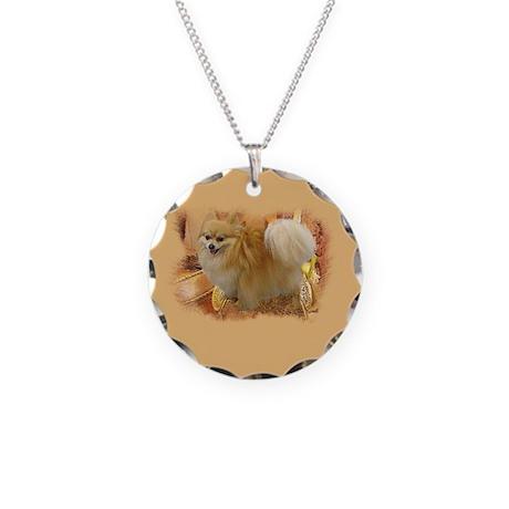Pomeranian plain.jpg Necklace