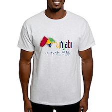 Punjabi is Spoken Here T-Shirt
