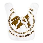 Ride A Moldovan Bib