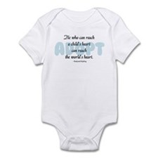 Foster Care and Adoption Infant Bodysuit