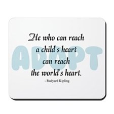 Foster Care and Adoption Mousepad