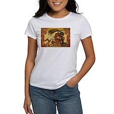 Mayan Embrace T-Shirt (ash grey) T-Shirt