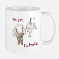 Kissable Goat Mug