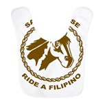 Ride A Filipino Bib