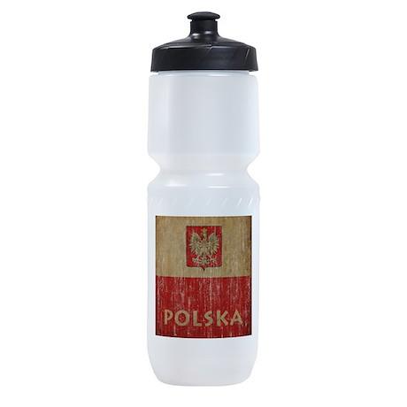 Vintage Polska Sports Bottle