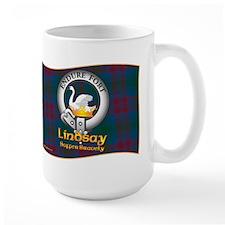 Lindsay Clan Mugs