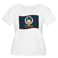 Lindsay Clan Plus Size T-Shirt