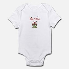 Bee Mine Infant Bodysuit