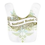 Scotland Rocks Bib