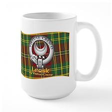 Leask Clan Mugs