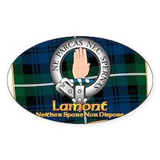 Lamont Clan Decal
