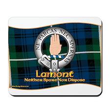Lamont Clan Mousepad