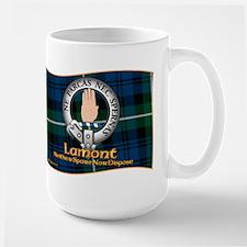Lamont Clan Mugs