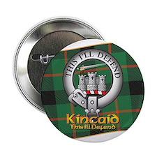 """Kincaid Clan 2.25"""" Button"""