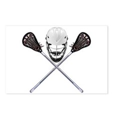 Lacrosse Pirate Postcards (Package of 8)